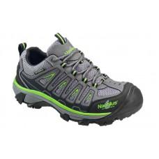 Nautilus N2208 - Men's - Athletic Steel Toe - Grey/Lime