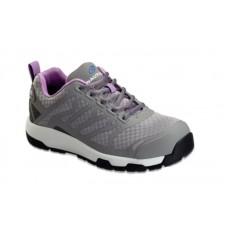 Nautilus N2489 - Women's - Velocity ESD Carbon Toe - Grey/Lilac