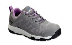 Nautilus 2489 - Women's - Velocity ESD Carbon Toe - Grey/Lilac