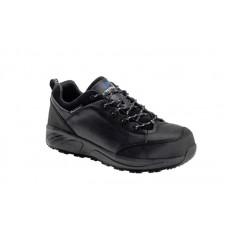 Nautilus N2515 - Men's - Surge Leather Composite Toe Oxford - Black