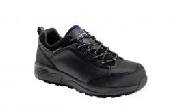 Nautilus 2515 - Men's - Surge Leather Composite Toe Oxford - Black