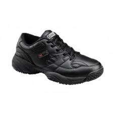 SkidBuster 5050 - Men's - Soft Toe - Slip Resistant - Athletic Shoe - Black