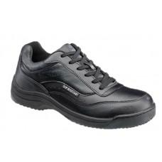 SkidBuster 5070 - Men's - Soft Toe - Slip Resistant - Athletic Shoe - Water Resistant - Black