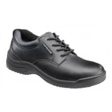 SkidBuster 5071 - Men's - Soft Toe - Slip Resistant - Water Resistant - Oxford - Black