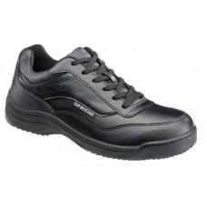 SkidBuster 5075 - Women's - Soft Toe - Slip Resistant - Athletic Shoe - Water Resistant - Black