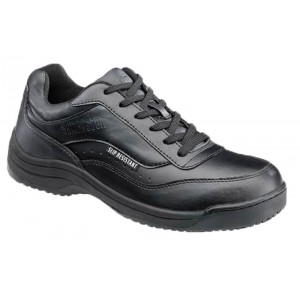 SkidBuster 5075 - Women's - Soft Toe - Slip Resistant - Athletic Shoe - Water Resistant - Black