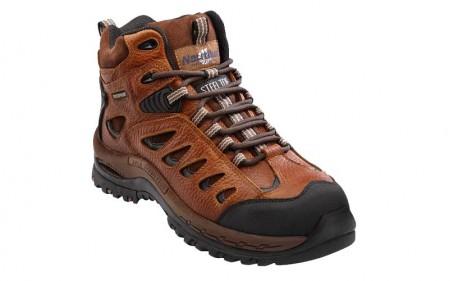 Nautilus 9546 - Men's - Steel Safety Toe - Brown