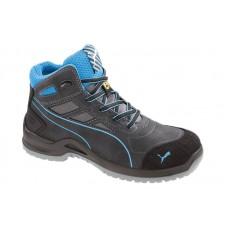 Puma 634055 - Women's - Mid SD Steel Toe - Beryll Blue