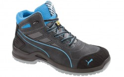 Puma 634055 - Women's - Mid SD Steel Toe - Beryll Blue