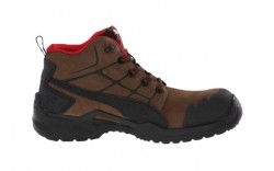Puma 634235 - Women's - Mid SD Steel Toe - Krypton Brown