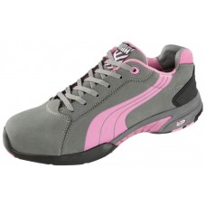 Puma 642865 - Women's - Balance Low SD - Grey/Pink