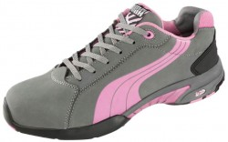 Puma 642865 - Women's - Balance Low SD - Grey/Pink