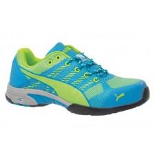 Puma 642905 - Women's - Celerity Knit Blue Low SD - Steel Toe Work Shoe