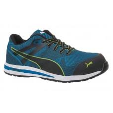 Puma 643065 - Men's - Blaze Knit Low EH - Fiberglass Toe Work Shoe