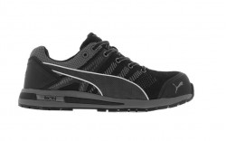 Puma 643165 - Men's - Elevate Knit Black Low EH Composite Toe