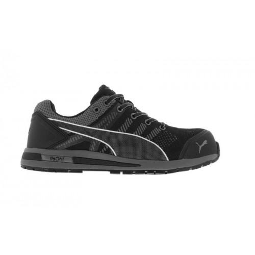 Puma 643165 - Men's - Elevate Knit Black Low ESDComposite Toe