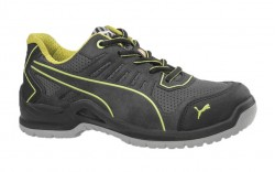 Puma 644105 - Women's - Low SD Steel Toe - Fuse TC Green
