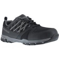 Reebok RB415 - Women's - Sublite Work Athletic Oxford - Black/Grey