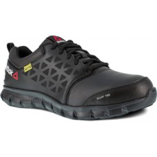Reebok RB460 - Women's - Sublite Cushion Athletic Oxford with CushGuard Internal Met Guard Alloy Toe