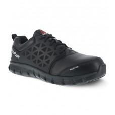 Reebok RB047 - Women's - Alloy Toe - Athletic Work Shoe - Black