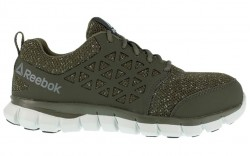 Reebok RB051 - Women's - Sublite Cushion Work - Composite Toe - Olive Green