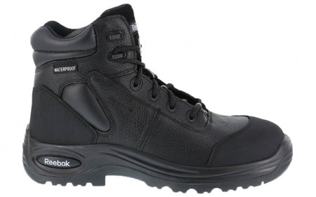 Reebok RB765 - Women's - Trainex - Waterproof - Composite Toe - Black