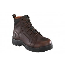 Rockport RK664 - Women's - More Energy 6 Inch Lace to Toe Waterproof Composite Toe Boot - Brown