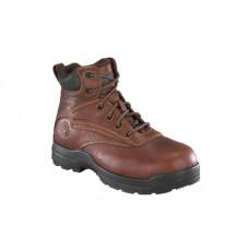Rockport RK668 - Women's - More Energy 6 Inch Plain Toe Waterproof Composite Toe Boot - Deer Tan