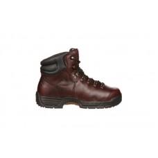Rocky FQ0006114 - Men's - Mobilite Steel Toe Waterproof Work Boot - Dark Brown