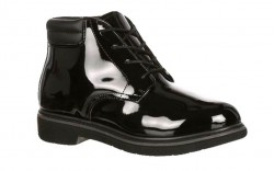 Rocky FQ00500-8 - Men's - Professional Dress Chukka - Black High Gloss