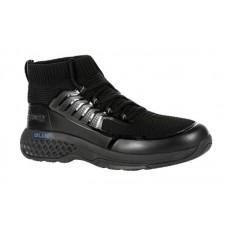 Rocky RKD0057 - Women's - Code Blue Tactical Grade Knit Public Service Boot - Black
