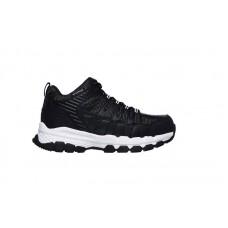 Skechers 77177 - Men's - Queznell Waterproof Steel Toe - Black
