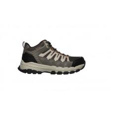 Skechers 77177lttn - Men's - Queznell Waterproof Steel Toe - Light Tan