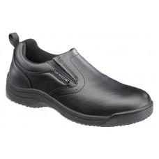 Skidbuster 5077 - Women's - Water Resistant Slip-On - Black