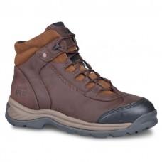 Timberland PRO 39077 - Men's - Ratchet Steel Toe - Brown Full Grain