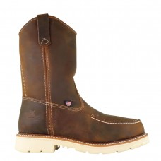 "Thorogood 804-3311 - Men's - 11""  -Moc Toe Pull-on Wellington -  Steel Toe  - Trail Crazyhorse"