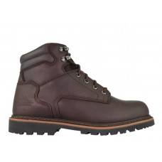 "Thorogood 804-4278 - Men's - 6"" V-Series Steel Toe - Brown"