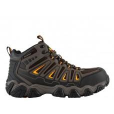 Thorogood 804-4291 - Men's - Mid Cut Hiker CrossTrex Series Waterproof Composite Toe  - Brown/Orange