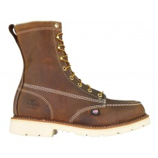 "Thorogood 804-4378 - Men's - 8"" American Heritage  Moc Steel Toe - Trail Crazyhorse"
