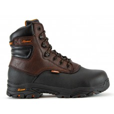 """Thorogood 804-4808 - Men's/Women's - 7"""" Crossover Series Waterproof Composite Safety Toe - Brown"""