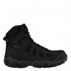 "Thorogood 804-6290 - Men's - 6"" Crosstrex Safety Toe Hiker - Black"