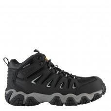 Thorogood 804-6292 - Men's - Mid Crosstrex Series Waterproof Composite Toe Hiker - Black/Grey