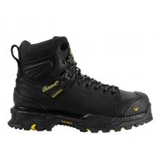 """Thorogood 804-6305 - Men's -6"""" Infinity FD Series EH Waterproof Compost Toe - Black"""
