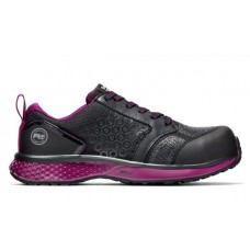 Timberland PRO A2174 - Women's - Reaxion EH Composite Toe - Black Ripstop Purple
