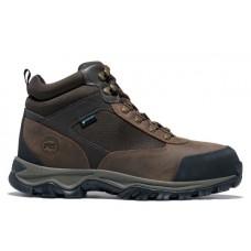 Timberland PRO A29AA - Men's - Keele Ridge EH Waterproof Steel Toe Work Boot - Brown Nubuck
