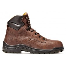 "Timberland PRO 26388 - Women's - 6"" TiTAN® EH Alloy Toe Boot - Coffee Full-Grain"