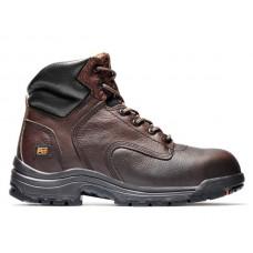 "Timberland PRO 50508 - Men's - 6"" Titan EH Composite Toe Boot - Camel Brown Full Grain Leather"