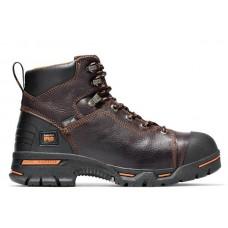 "Timberland PRO 52562 - Men's - 6"" Endurance EH Steel Toe Boot - Briar Full Grain Leather"