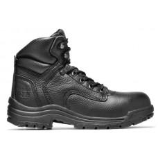 "Timberland PRO 72399 - Women's - 6 "" Titan EH Alloy Toe Boot - Black Full Grain Leather"