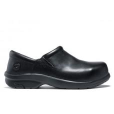 Timberland PRO 87528 - Women's - Newbury ESD Slip on Alloy Toe - Black